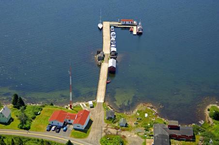 Port Bickerton West Harbour