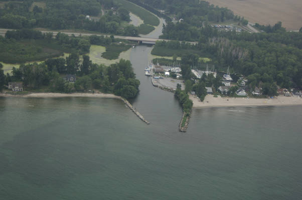 Sandy Creek Inlet