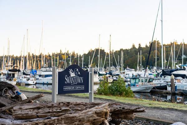 Swantown Marina