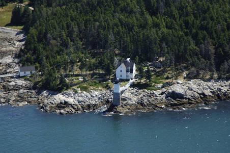 Isle Au Haut Light