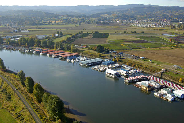 Scappoose Moorage