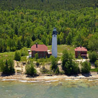 Au Sable Point Light