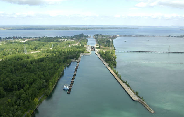 Lower Beauharnois Lock