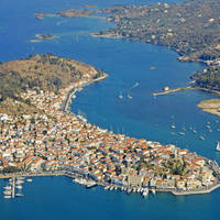 Poros Harbour