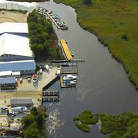 Thompson Marine & Engine Company at Meadowview Marina