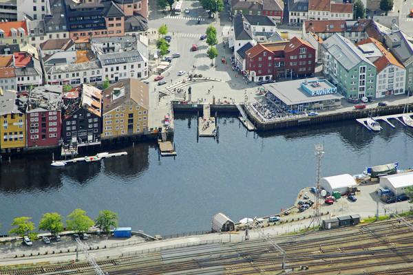 Trondhiem Ravnkloa Harbour