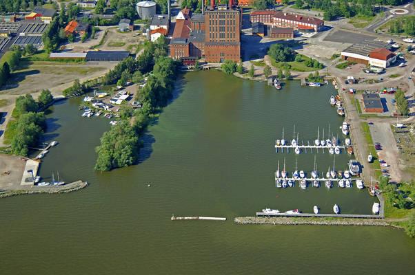 Vaesteraas Kraftverks Hamnen Marina