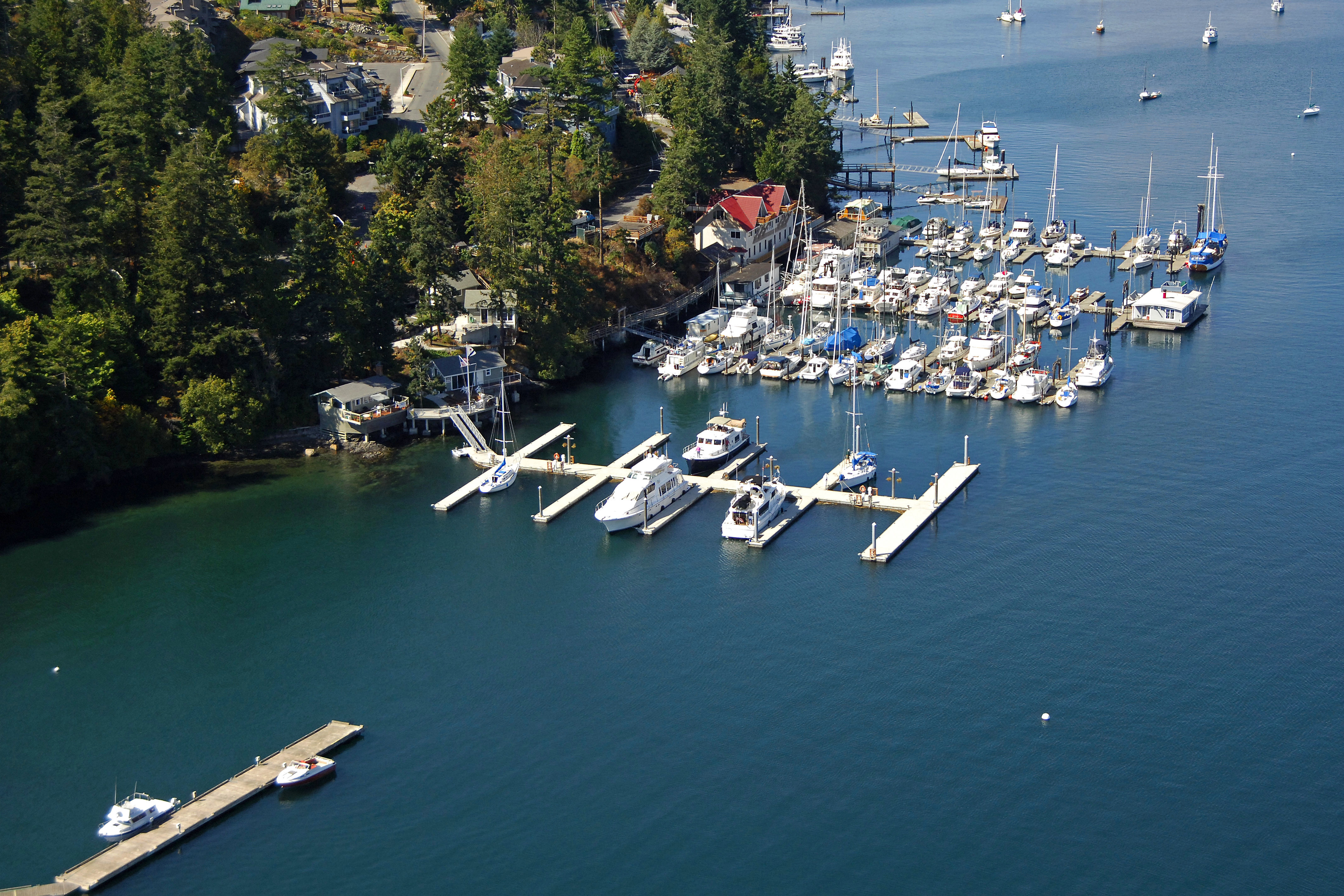 Seattle Yacht Club Friday Harbor Outstation in Friday Harbor, WA