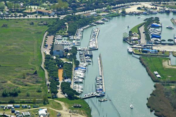Piave Vecchia Nautica Dal Vi Marina