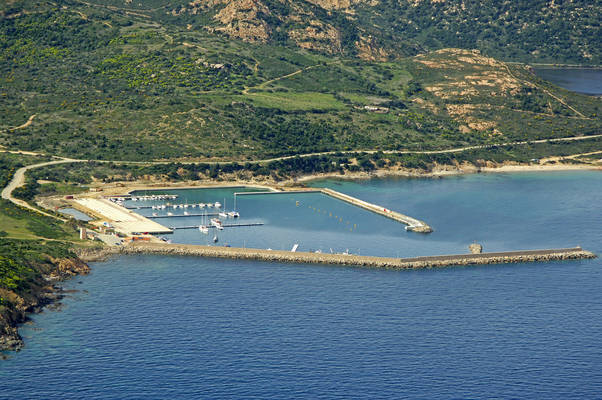 Porto Teulada Harbour