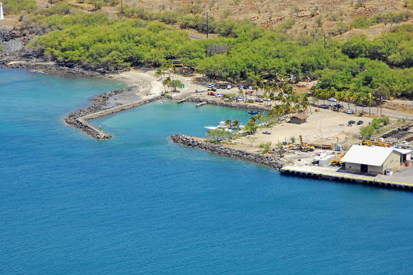 Kawaihae Small Boat Harbor- North Basin