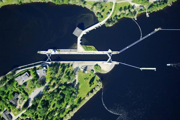 Vaajakosken Kanava Lock
