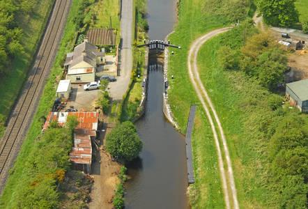 Royal Canal Lock 25