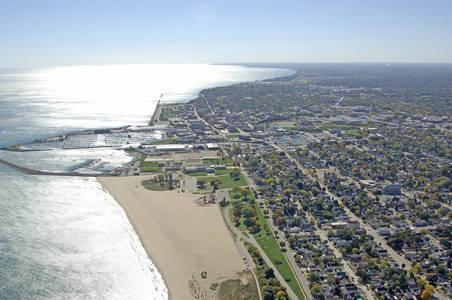 Racine Harbor