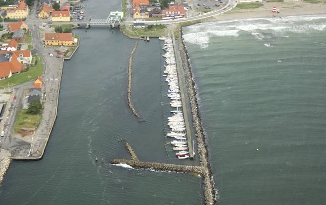 Karrebaeksminde Harbour South Marina