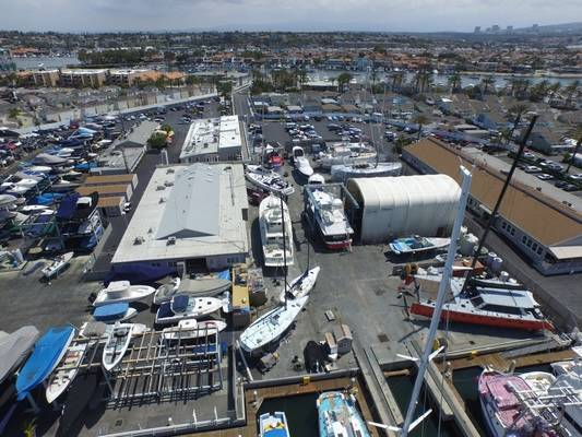 Newport Harbor Shipyard