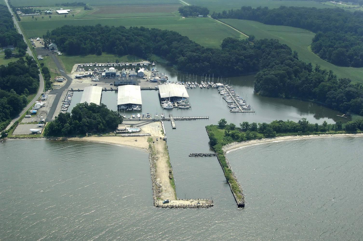 Tolchester Marina Slip Dock Mooring Reservations Dockwa