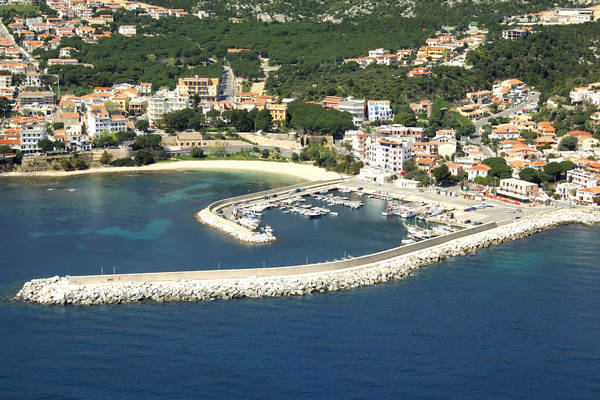 Cala Gonone Harbour Marina