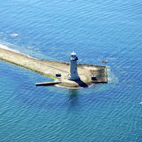 Plymouth Breakwater Lighthouse