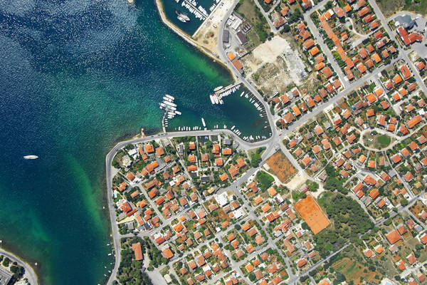 Zadar Uvala Drazanica Marina