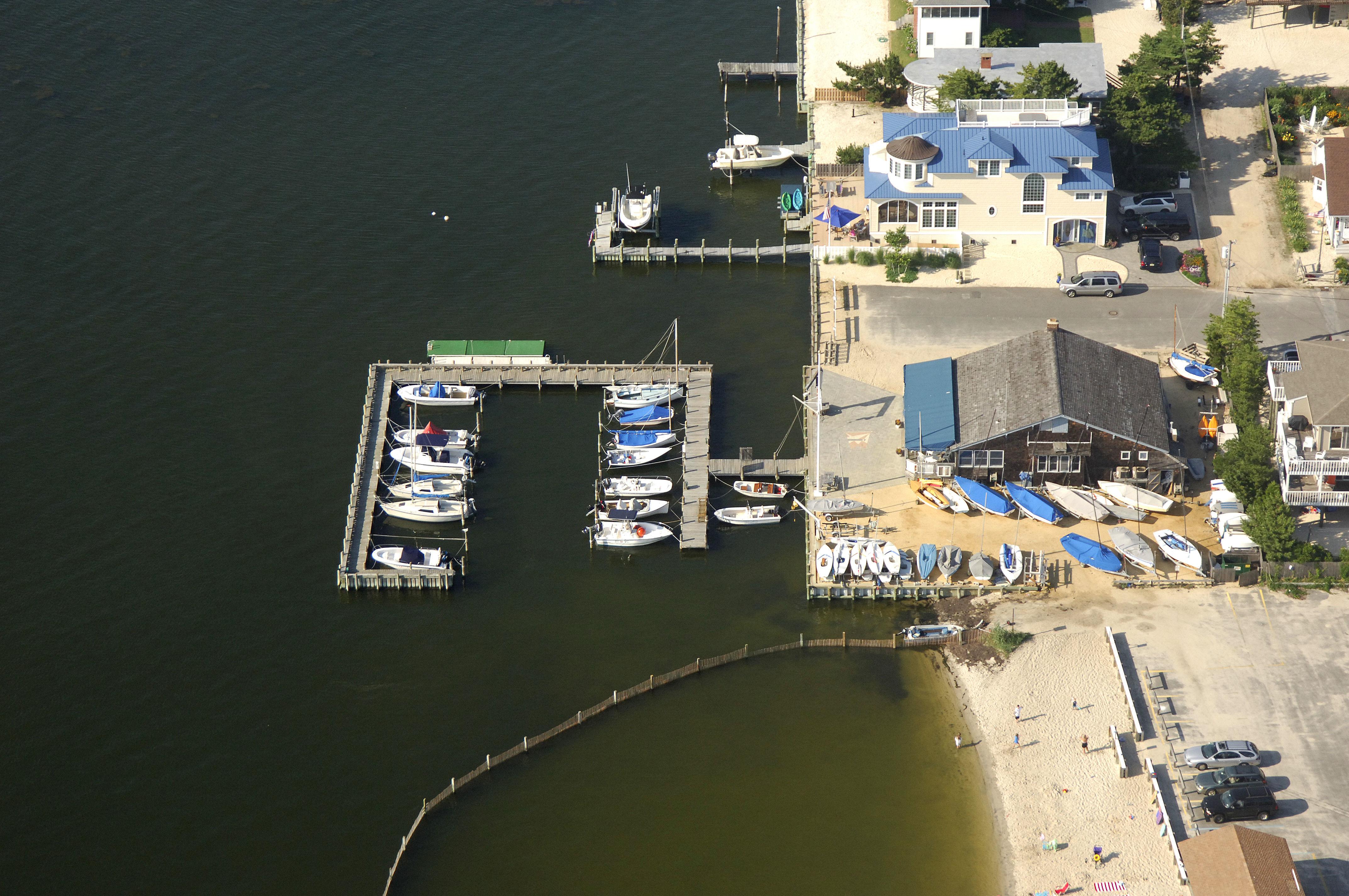 Barnegat Light Yacht Club in Harvey Cedars NJ United States