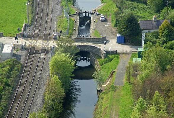 Royal Canal Lock 13