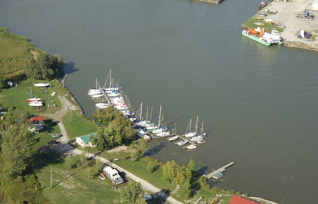 The Esplanade Road Marina