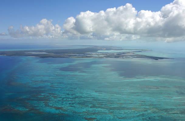Northwest Providenciales Island