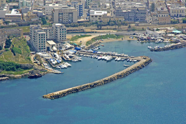 Darsena Fontanelle Marina