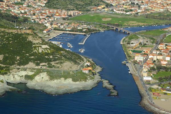 Bosa Marina Porto Fluviale
