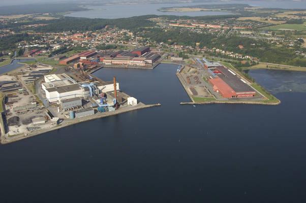 Frederiksværk Stålvalseværks Havn