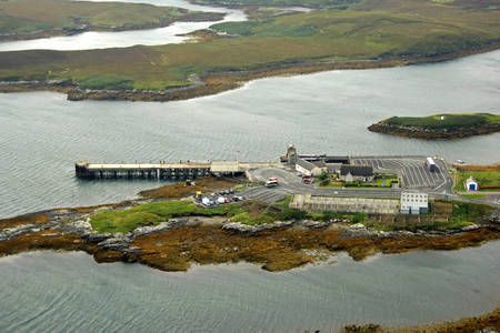 Lochmaddy Ferry