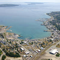 St Ignace Harbor