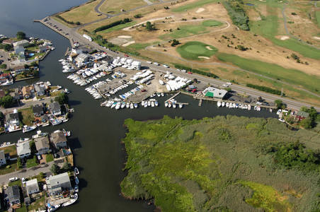 Bergen Point Yacht Basin