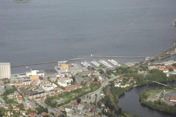 Skansen Gjestehavn
