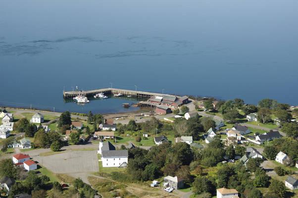 Wilsons Point Wharf