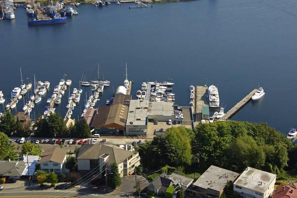 Nautical Landing Marina in Seattle, WA, United States
