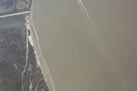 Galveston Bay Inlet