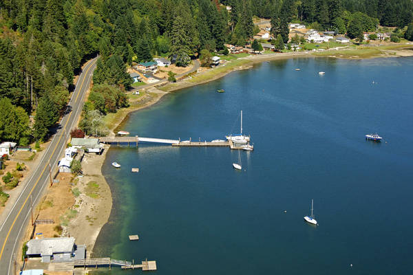 Port of Allyn Public Dock