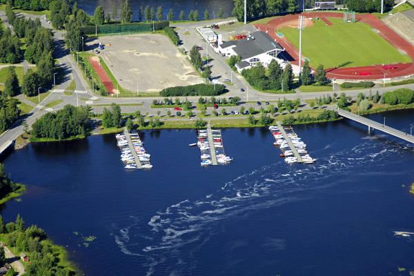 Oulu Linnasaari Marina