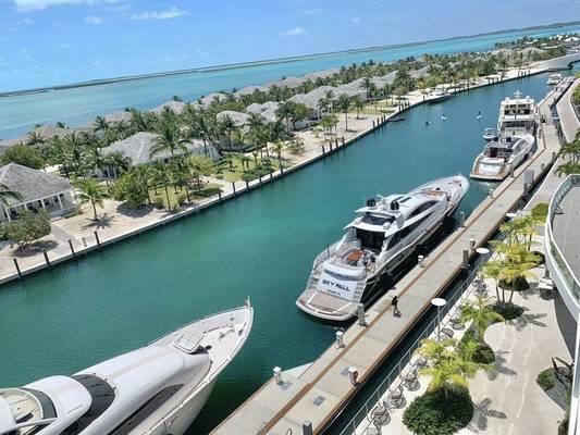 Resorts World Bimini Dock