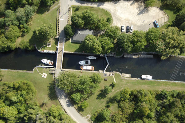 Rideau River Lock 19