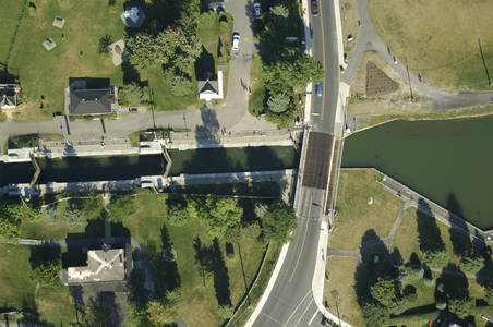 The Chambly Canal Lock 3