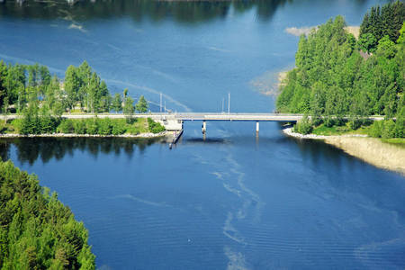 Kellosalmi Bridge