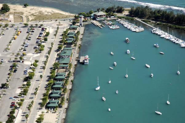 Punta Jacinto Ferry Dock