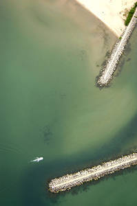 Irondequoit Bay Inlet