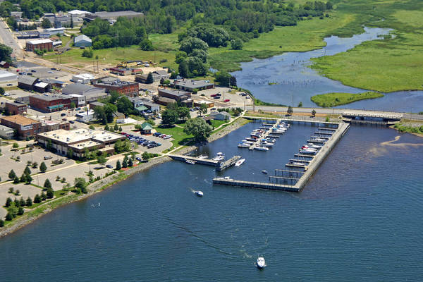 East Jordan Municipal Harbor