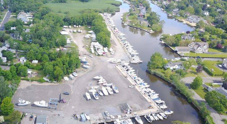 Greenes Creek Marina