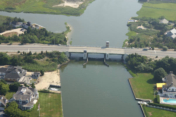 Quogue Post Lane Bascule Bridge