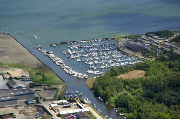 Kolding Lystbådehavn - Sydhavnen